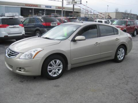 2010 Nissan Altima for sale at Budget Corner in Fort Wayne IN