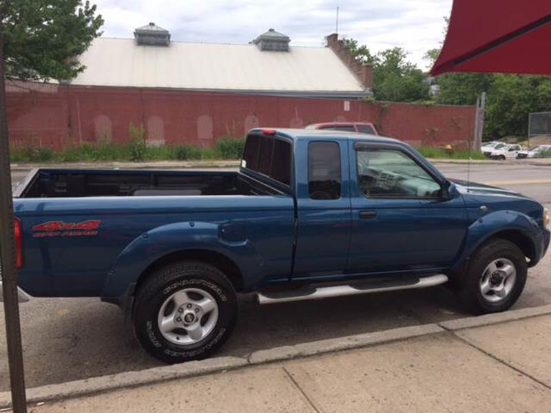 2001 nissan frontier 2dr se 4wd king cab sb in yonkers ny. Black Bedroom Furniture Sets. Home Design Ideas