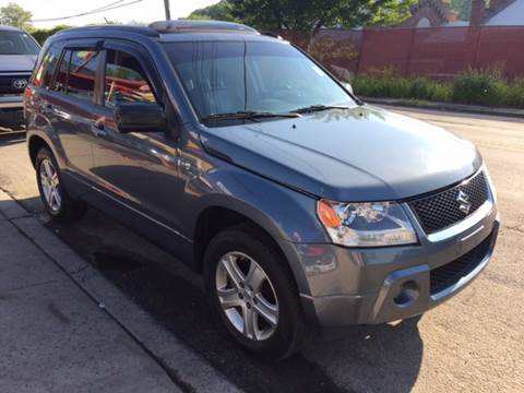 2007 Suzuki Grand Vitara for sale at Deleon Mich Auto Sales in Yonkers NY