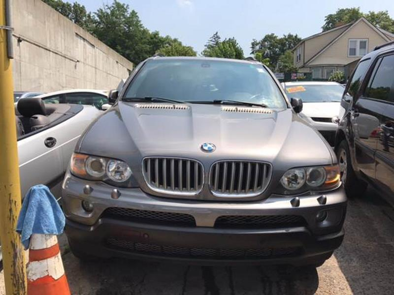 2004 Bmw X5 Awd 4 4i 4dr Suv In Yonkers Ny Deleon Mich