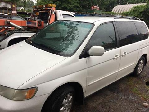 2002 Honda Odyssey for sale in Yonkers, NY