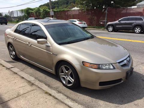 2005 Acura TL for sale at Deleon Mich Auto Sales in Yonkers NY