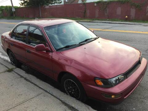 1996 Toyota Corolla for sale in Yonkers, NY