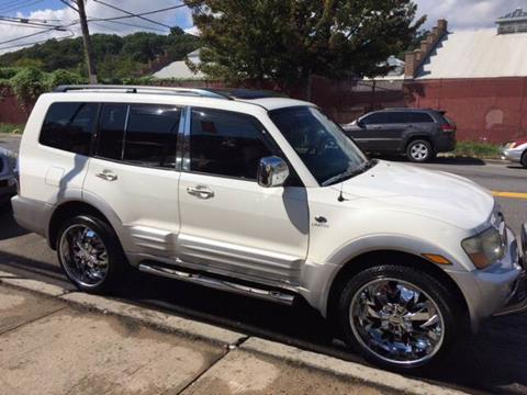 2001 Mitsubishi Montero for sale in Yonkers, NY