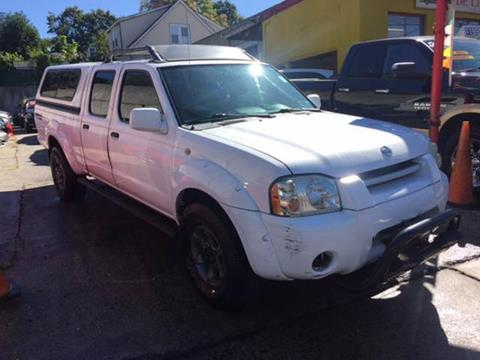 2004 Nissan Frontier for sale in Yonkers, NY