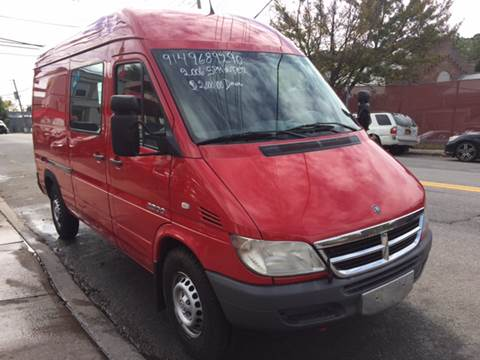 2006 Dodge Sprinter Cargo for sale in Yonkers, NY