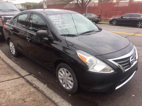 2015 Nissan Versa for sale at Deleon Mich Auto Sales in Yonkers NY