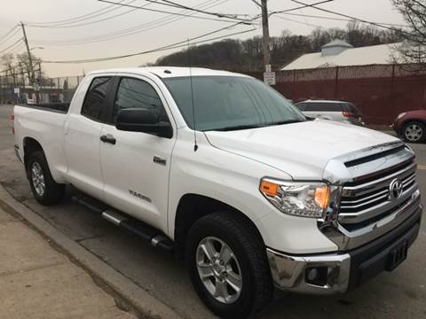 2016 Toyota Tundra for sale at Deleon Mich Auto Sales in Yonkers NY