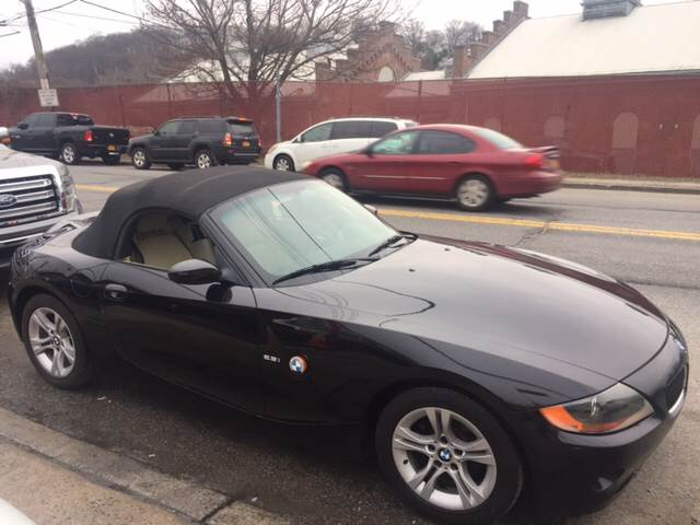 2003 Bmw Z4 2.5i 2dr Roadster In Yonkers NY - Deleon Mich Auto Sales