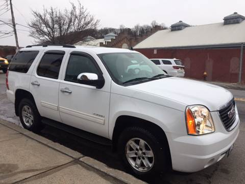 2010 GMC Yukon for sale at Deleon Mich Auto Sales in Yonkers NY