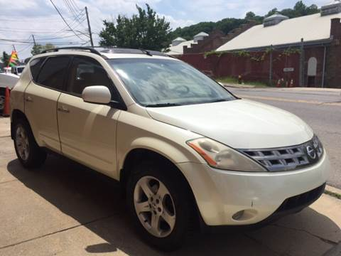 2005 Nissan Murano for sale at Deleon Mich Auto Sales in Yonkers NY