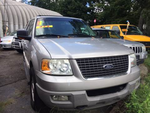 2003 Ford Expedition for sale at Deleon Mich Auto Sales in Yonkers NY