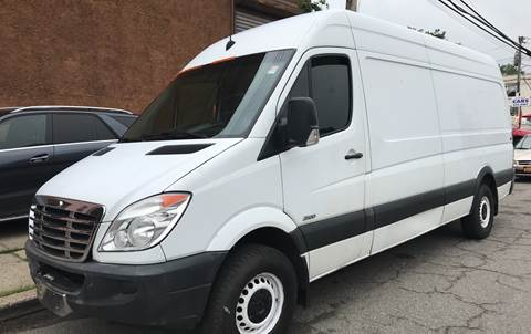 2013 Freightliner Sprinter Cargo for sale in Yonkers, NY