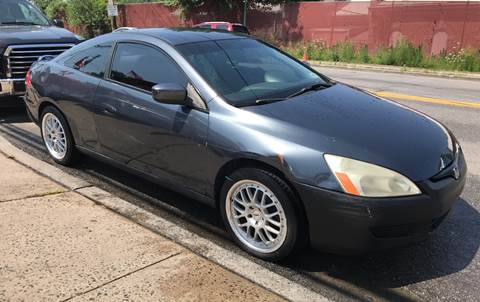2003 Honda Accord for sale in Yonkers, NY
