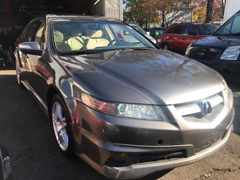 2008 Acura TL for sale at Deleon Mich Auto Sales in Yonkers NY