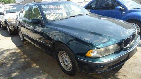 1997 BMW 5 Series for sale at Deleon Mich Auto Sales in Yonkers NY