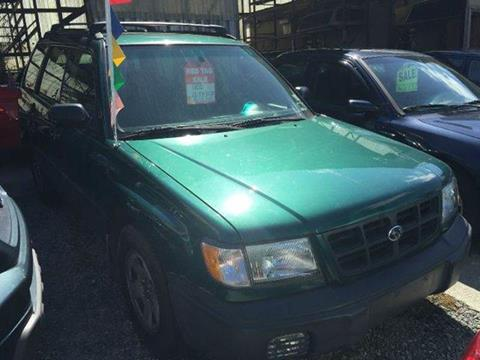 1999 Subaru Forester for sale in Yonkers, NY