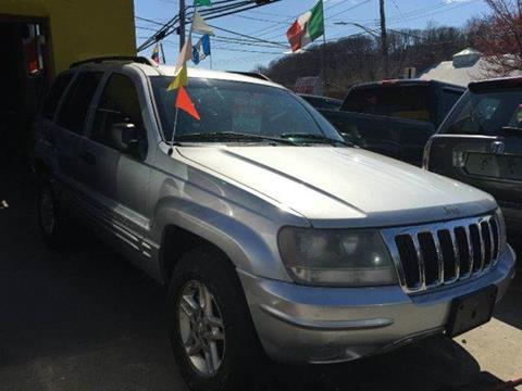 2002 Jeep Grand Cherokee for sale at Deleon Mich Auto Sales in Yonkers NY