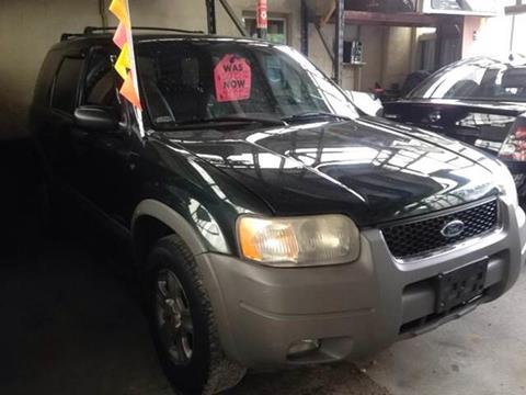 2001 Ford Escape for sale at Deleon Mich Auto Sales in Yonkers NY