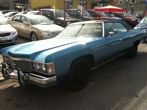 1974 Chevrolet Impala for sale in Yonkers, NY