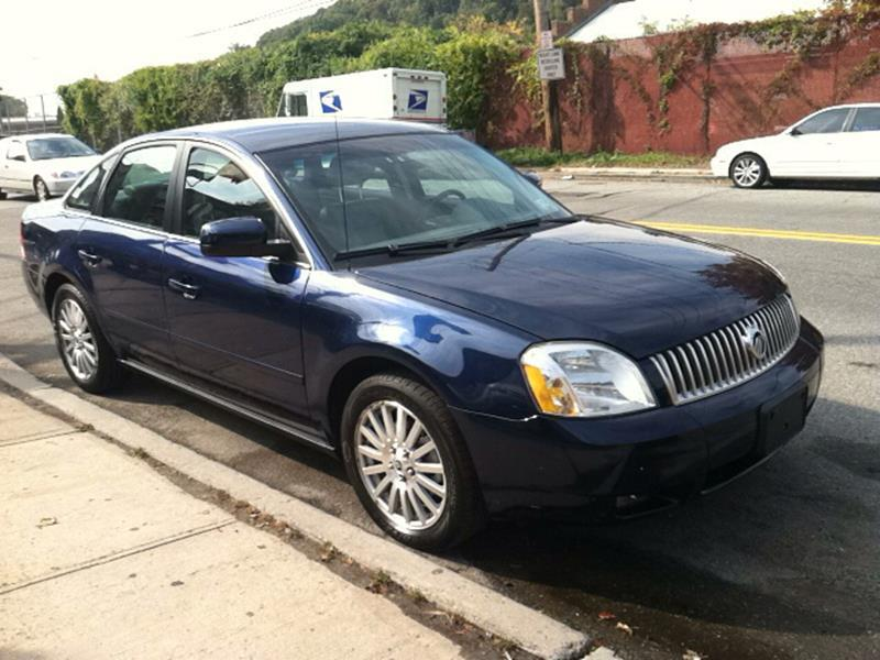 2006 Mercury Montego for sale at Deleon Mich Auto Sales in Yonkers NY