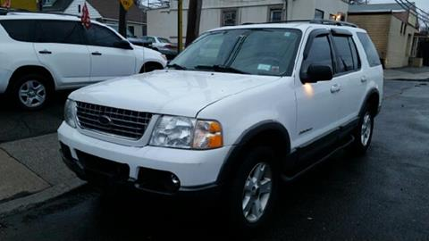 2004 Ford Explorer for sale at Deleon Mich Auto Sales in Yonkers NY