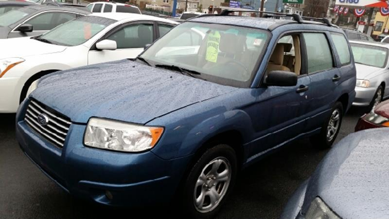 2006 subaru forester awd 2 5 x premium package 4dr wagon 5m in yonkers ny deleon mich auto sales. Black Bedroom Furniture Sets. Home Design Ideas