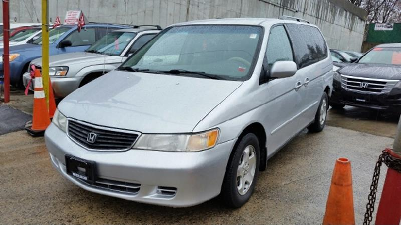 2001 honda odyssey ex 4dr mini van in yonkers ny deleon for Yonkers honda service center