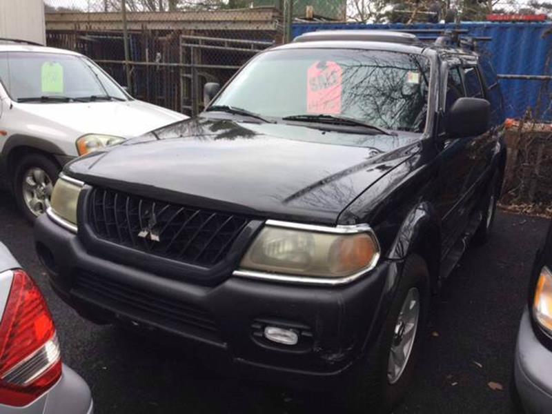 2002 Mitsubishi Montero Sport XLS 4WD 4dr SUV   Yonkers NY