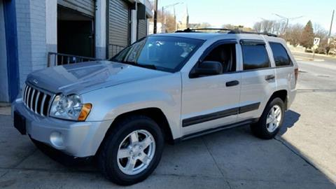 2006 Jeep Grand Cherokee for sale at Deleon Mich Auto Sales in Yonkers NY