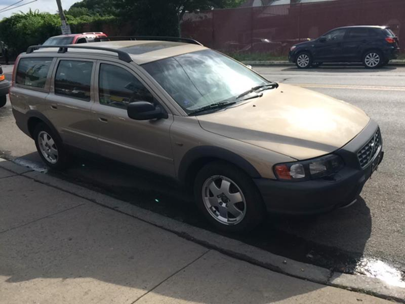 2003 Volvo Xc70 Awd 4dr Turbo Wagon In Yonkers Ny Deleon Mich Auto