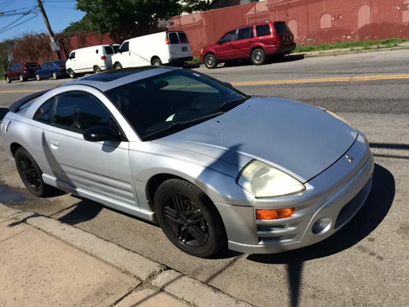 2003 Mitsubishi Eclipse Gt 2dr Hatchback In Yonkers Ny Deleon Mich Auto Sales