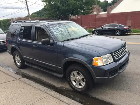 2003 Ford Explorer for sale at Deleon Mich Auto Sales in Yonkers NY