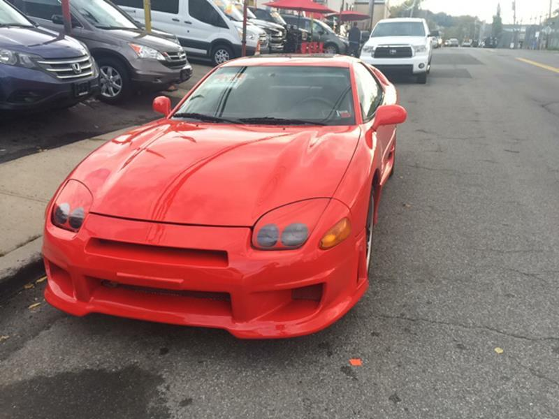 1997 Mitsubishi 3000GT for sale at Deleon Mich Auto Sales in Yonkers NY