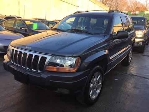 2001 Jeep Grand Cherokee for sale in Yonkers, NY