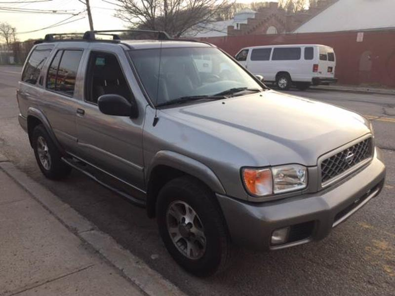 2001 nissan pathfinder se 4wd 4dr suv in yonkers ny. Black Bedroom Furniture Sets. Home Design Ideas