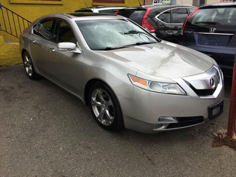 2010 acura tl sh awd 4dr sedan 5a w technology package in yonkers ny deleon mich auto sales. Black Bedroom Furniture Sets. Home Design Ideas