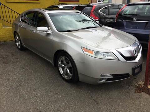 2010 acura tl for sale in new york. Black Bedroom Furniture Sets. Home Design Ideas