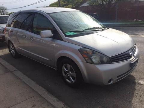2007 Nissan Quest for sale at Deleon Mich Auto Sales in Yonkers NY