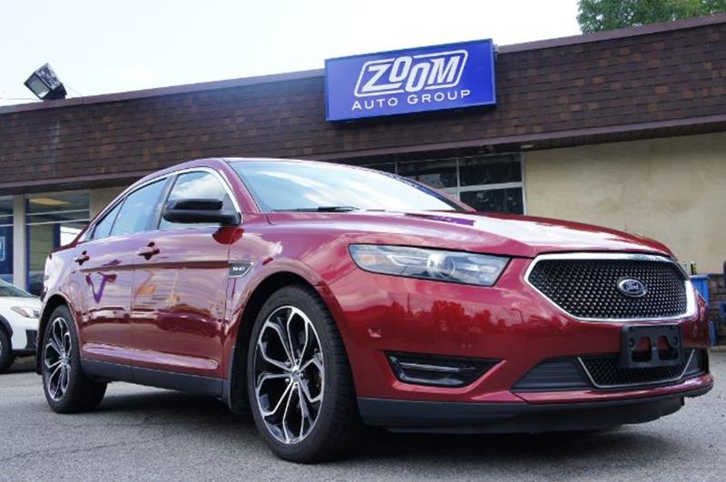 2013 Ford Taurus Sho In Parsippany Nj Zoom Auto Group
