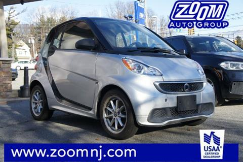 2015 Smart fortwo electric drive for sale in Parsippany, NJ