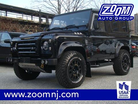1992 Land Rover Defender for sale in Parsippany, NJ