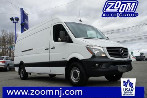 2014 Mercedes-Benz Sprinter Cargo for sale in Parsippany, NJ