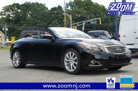 Used Infiniti G37 >> Used Infiniti G37 Convertible For Sale Carsforsale Com