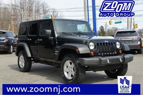2012 Jeep Wrangler Unlimited for sale in Parsippany, NJ
