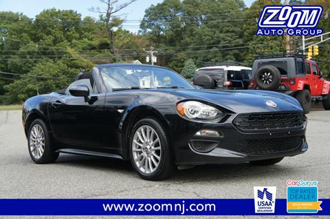 2017 FIAT 124 Spider for sale in Parsippany, NJ
