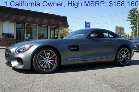 2016 Mercedes-Benz AMG GT for sale in Parsippany, NJ