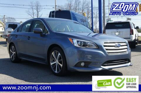 2016 Subaru Legacy 2.5i Limited for sale at Zoom Auto Group in Parsippany NJ
