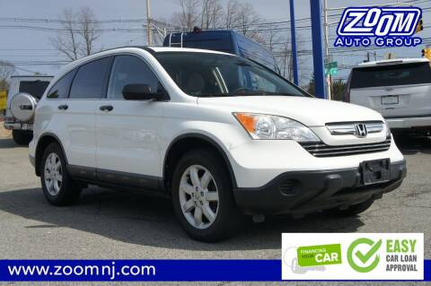 2008 Honda CR-V EX for sale at Zoom Auto Group in Parsippany NJ