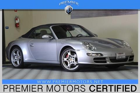 2007 Porsche 911 for sale in Hayward, CA